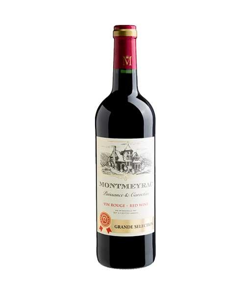 Rượu vang pháp giá rẻ Montmeyrac Vin Rouge