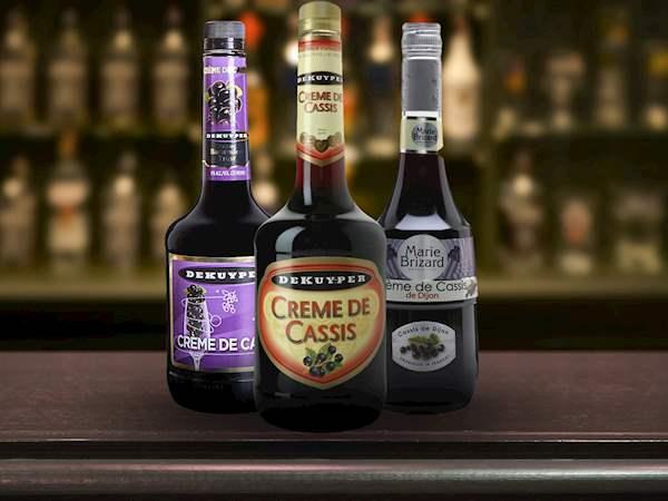Các loại rượu Creme De Cassis tại Burgundy