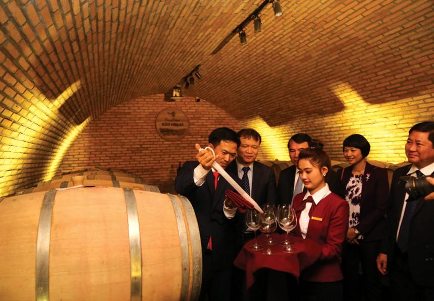 Giấc mơ về rượu vang của Chủ tịch Ladofood