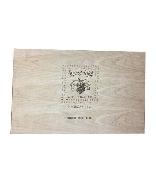 Hộp rượu vang ý Segreto - rượu vang ý nồng độ cao
