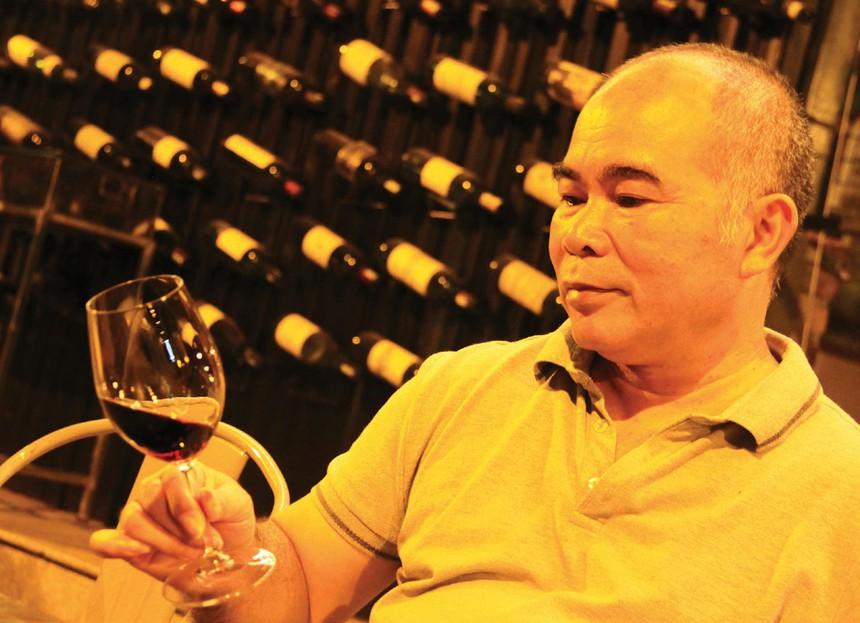 Chuyên gia Tô Việt: Kinnh doanh rượu vang không dễ như mọi người nghĩ