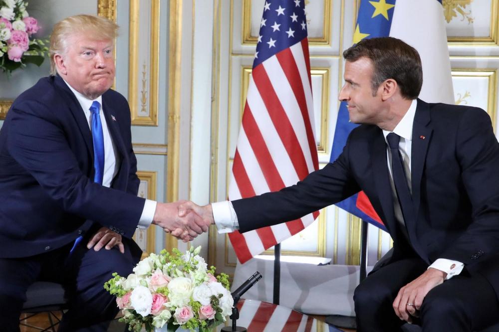 Ông Trump luôn nói rượu vang Mỹ ngon hơn rượu vang Pháp