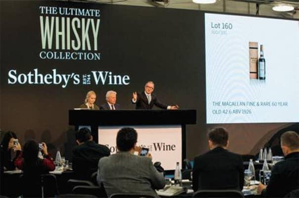 Rượu Macallan : Phá kỷ lục rượu Whisky đắt nhất thế giới