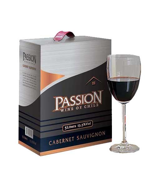 Rượu vang Passion Cabernet Sauvignon giá rẻ