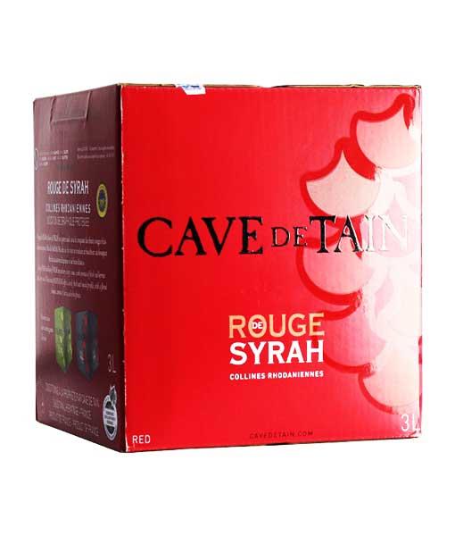Rượu vang bịch Pháp Cave de Tain
