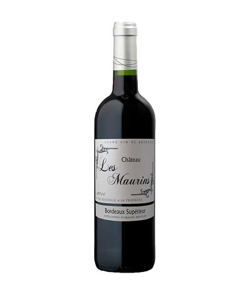 Rượu vang Bordeaux Superieur Les Maurins