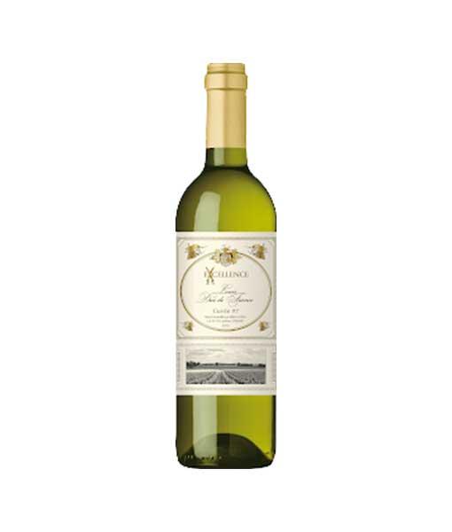 Rượu vang Pháp Excellence trắng