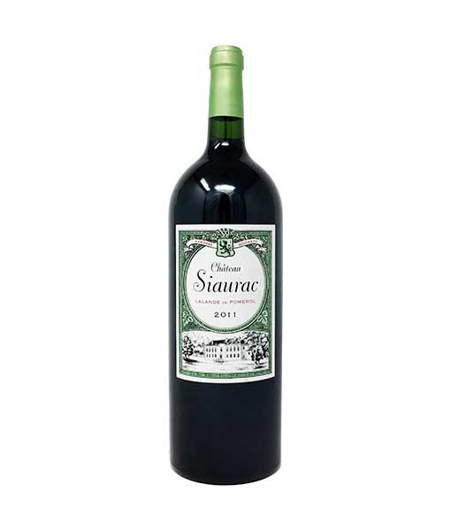 Rượu vang Pháp Chateau Siaurac Lalande de Pomerol