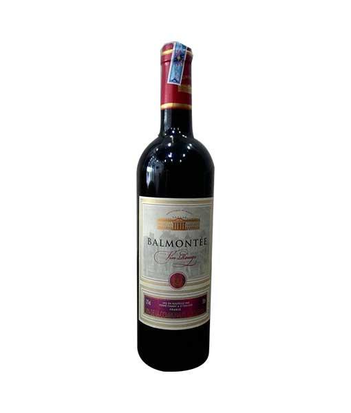 Rượu vang Pháp giá rẻ Balmontee
