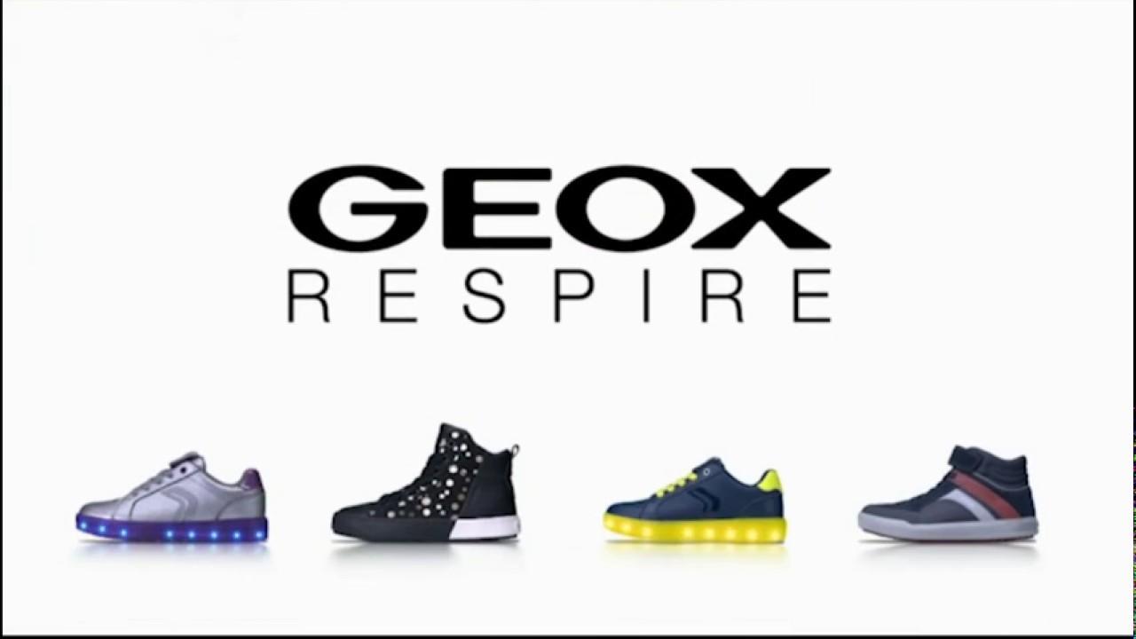 Các loại giầy của thương hiệu Geox