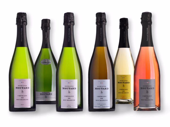 Vang nổ Cremant De Bourgogne